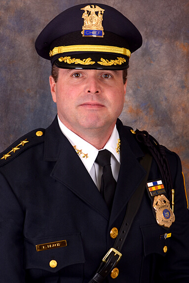 Rome Police Department Chief of Police Kevin C. Beach