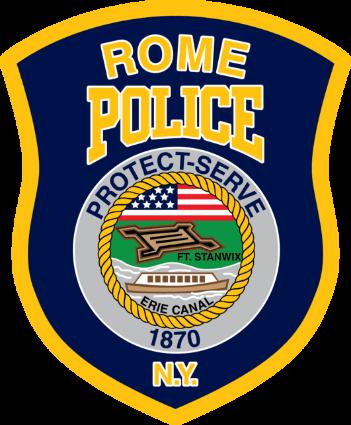 Rome PD Logo
